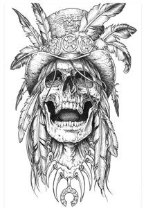 7d5cd7a36db4f3b75a877f7ea4c4cc7f--arm-tattoos-skull-tattoos